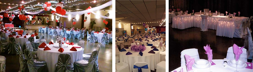 Cincinnati wedding reception halls